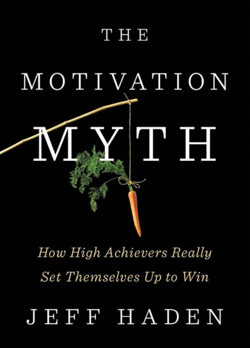 the motivation myth book review