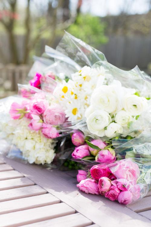 design darling flower arranging