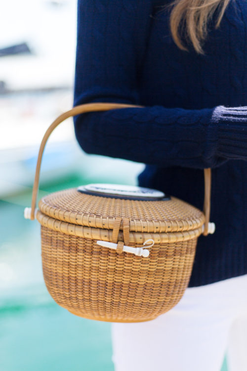 design darling nantucket lightship basket