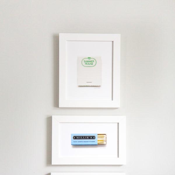 design darling nantucket matchbook prints