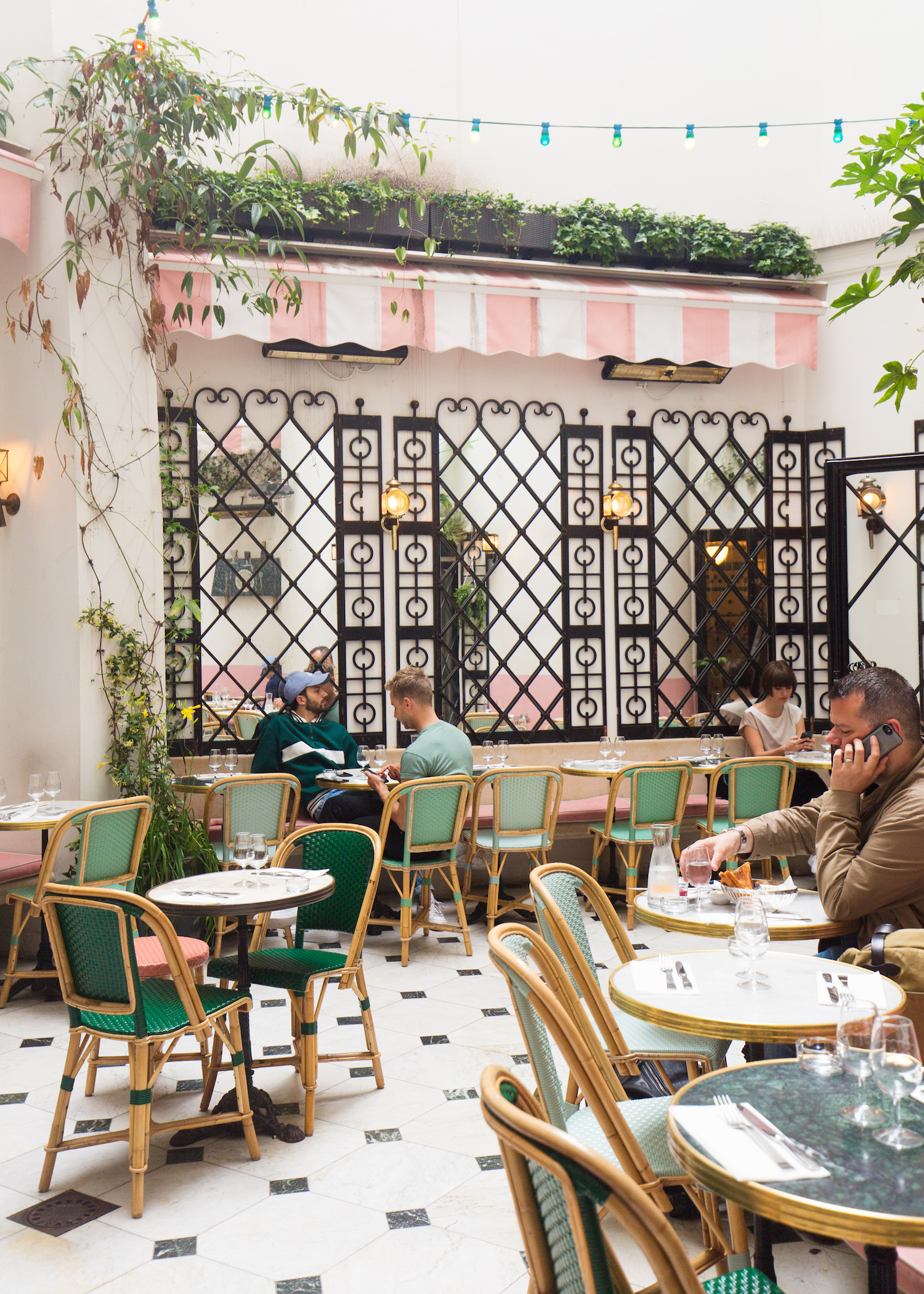 Hotel Grand Amour Breakfast In Paris Design Darling