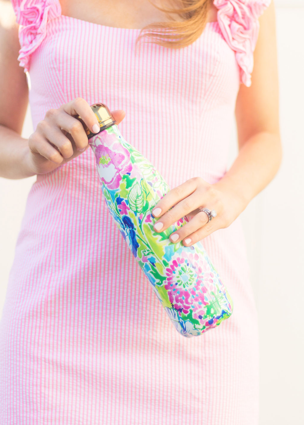 Lilly Pulitzer X S Well Bottles Design Darling