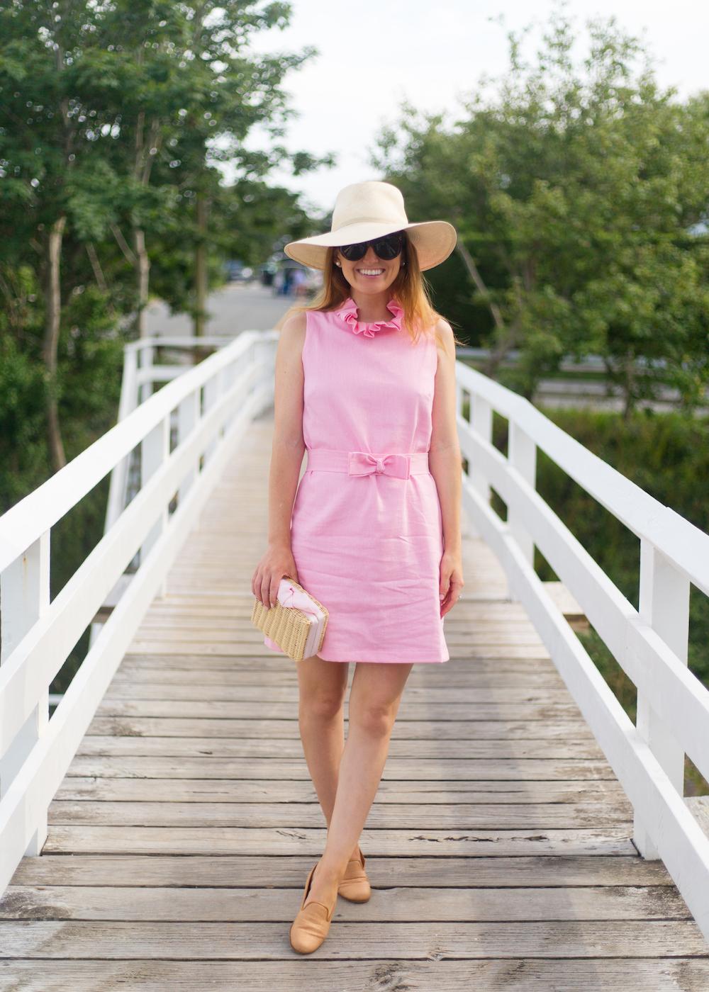 elizabeth wilson beth dress on design darling