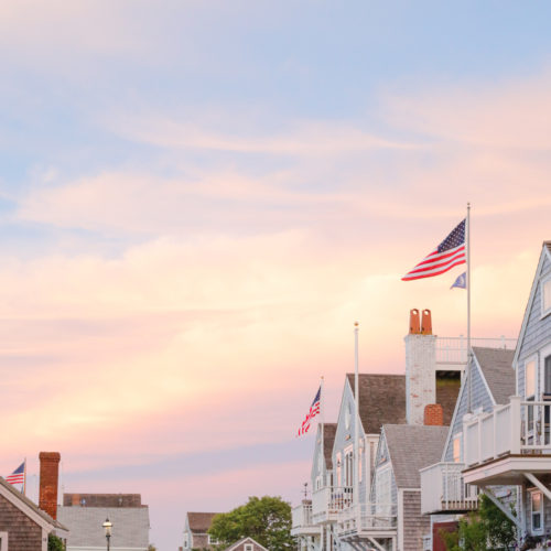 nantucket sunset