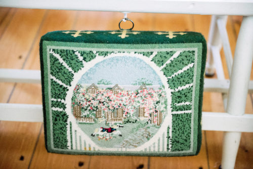 sconset chapel needlepoint kneelers