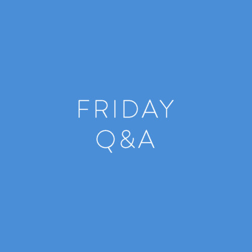 design darling friday q&a