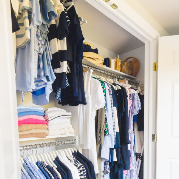 design darling how i organized my closet