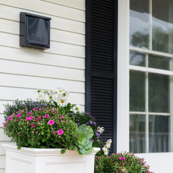 fall porch decor on design darling