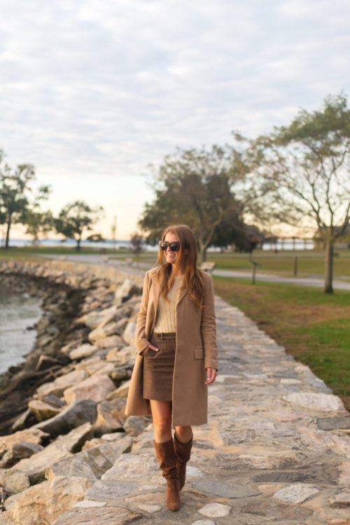 polo ralph lauren camel coat on design darling
