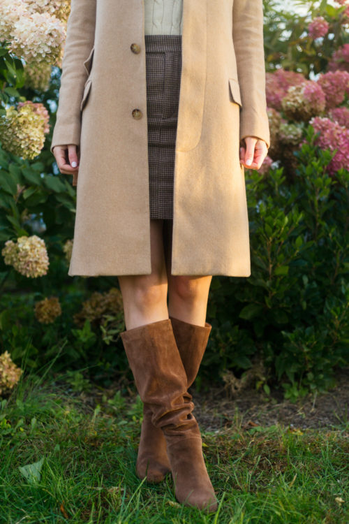 polo ralph lauren wool-blend chesterfield coat on design darling