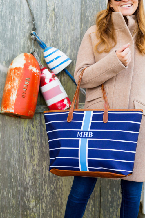 barrington gifts st. anne zippered tote on design darling