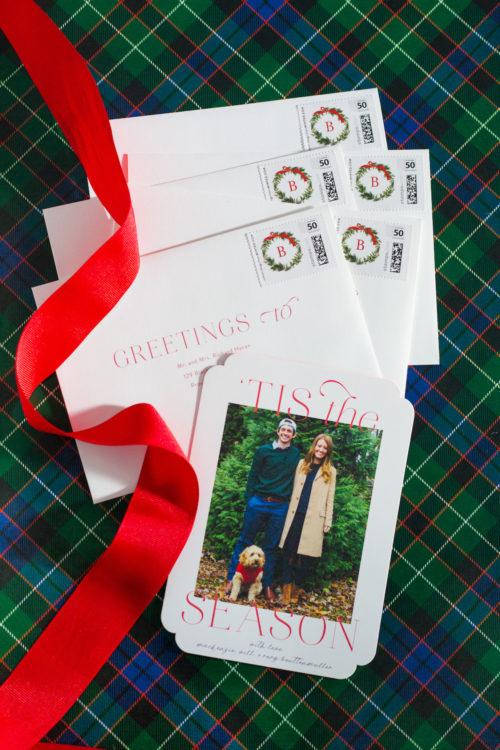 design darling christmas cards 2018