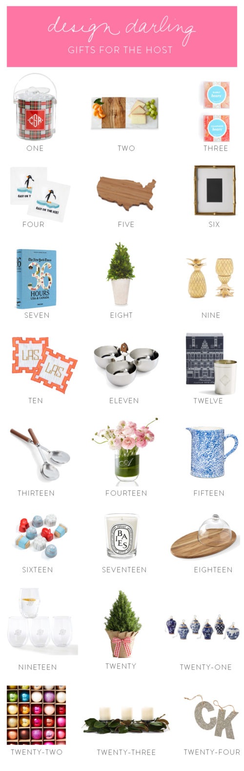 design darling hostess gifts
