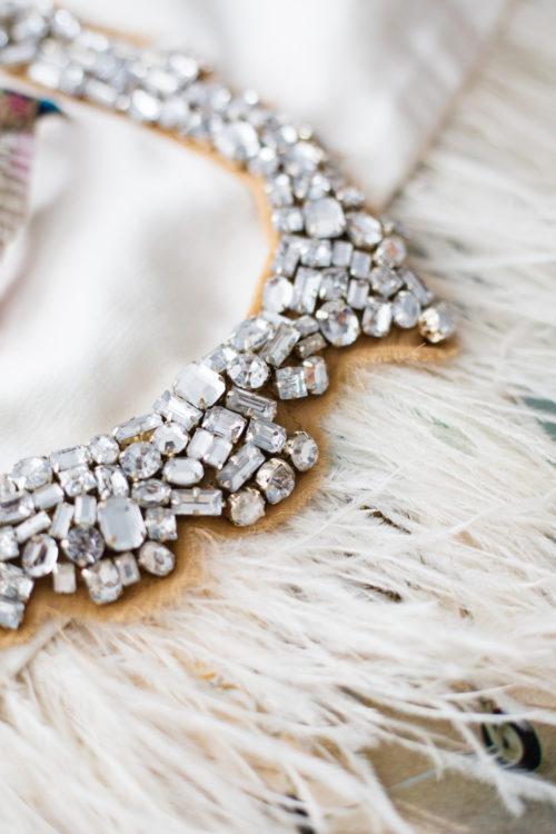 mignonne gavigan alice necklace nude