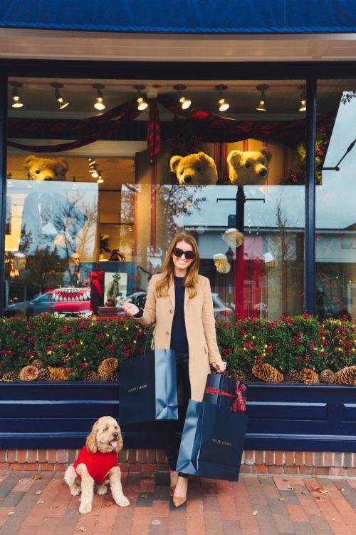 polo ralph lauren wool-blend chesterfield coat sizing