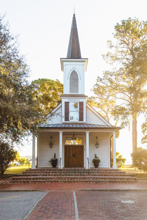 chapel at montage palmetto bluff
