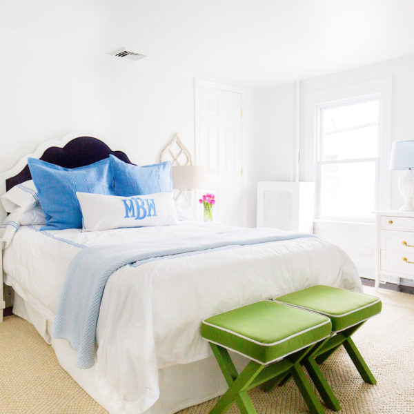 design darling guest bedroom reveal