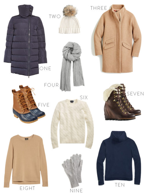 design darling winter essentials