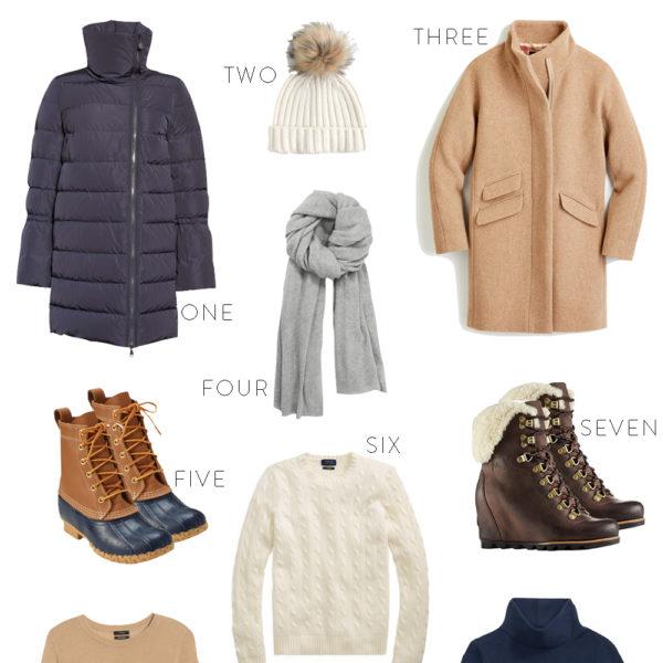 design darling winter essentials