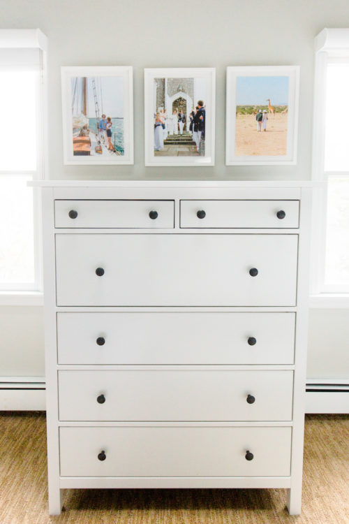ikea hemnes dresser hack before and after