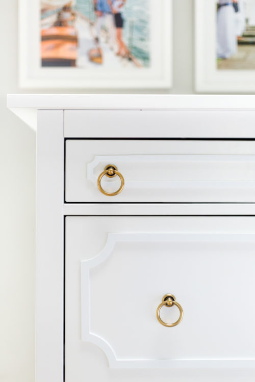 ikea hemnes dresser with overlays
