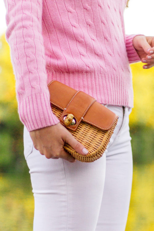 j.mclaughlin natural thea wicker fanny pack on design darling