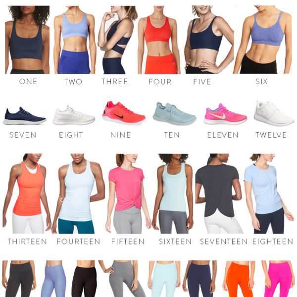 new workout clothes for 2019