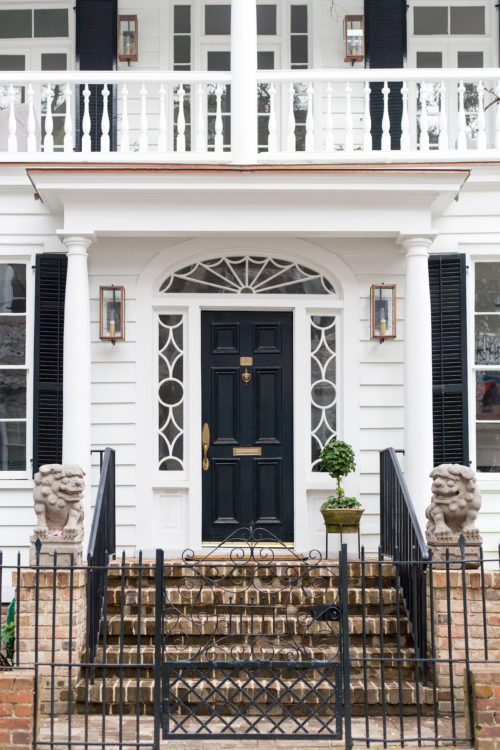 black door charleston