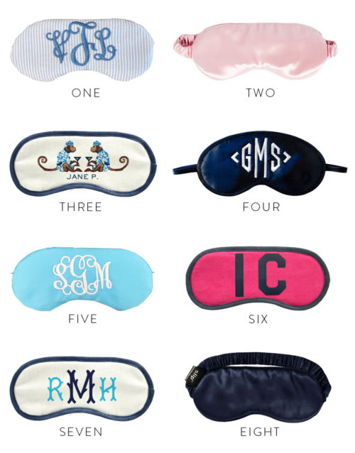 design darling sleep masks