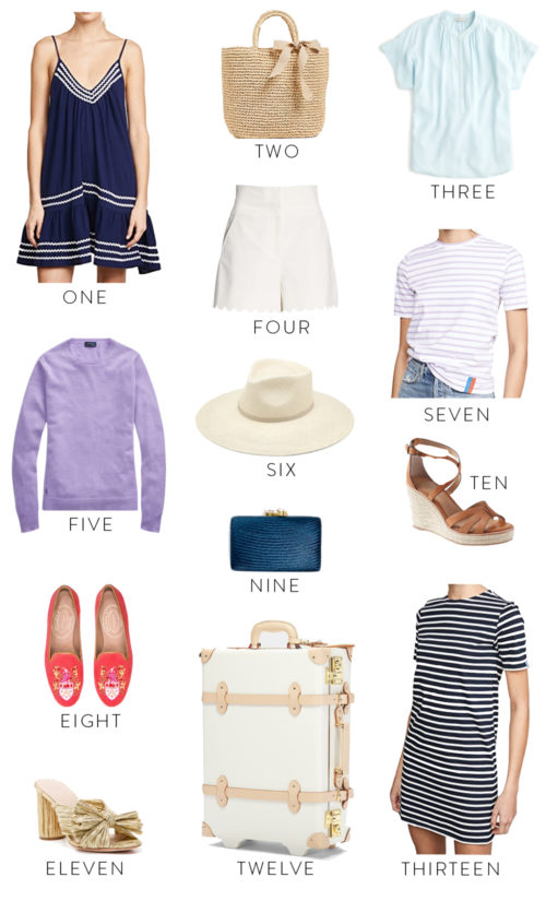 australia packing list design darling
