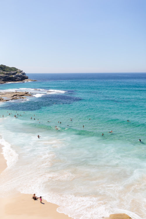 bronte to bondi coastal walk on design darling
