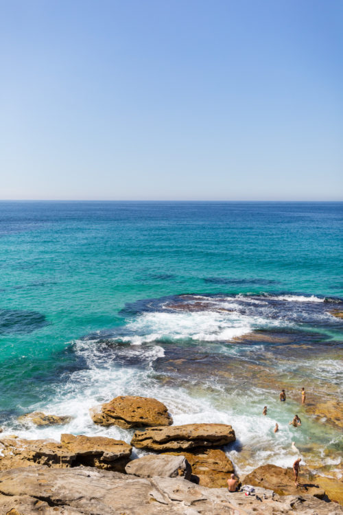 bronte to bondi coastal walk sydney