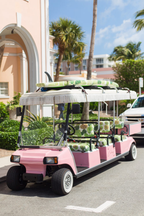 colony hotel golf cart palm beach