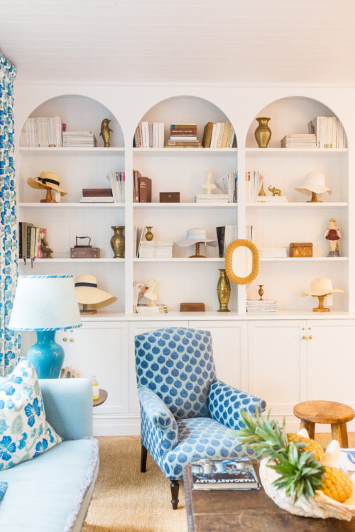 design darling halcyon house bookshelves