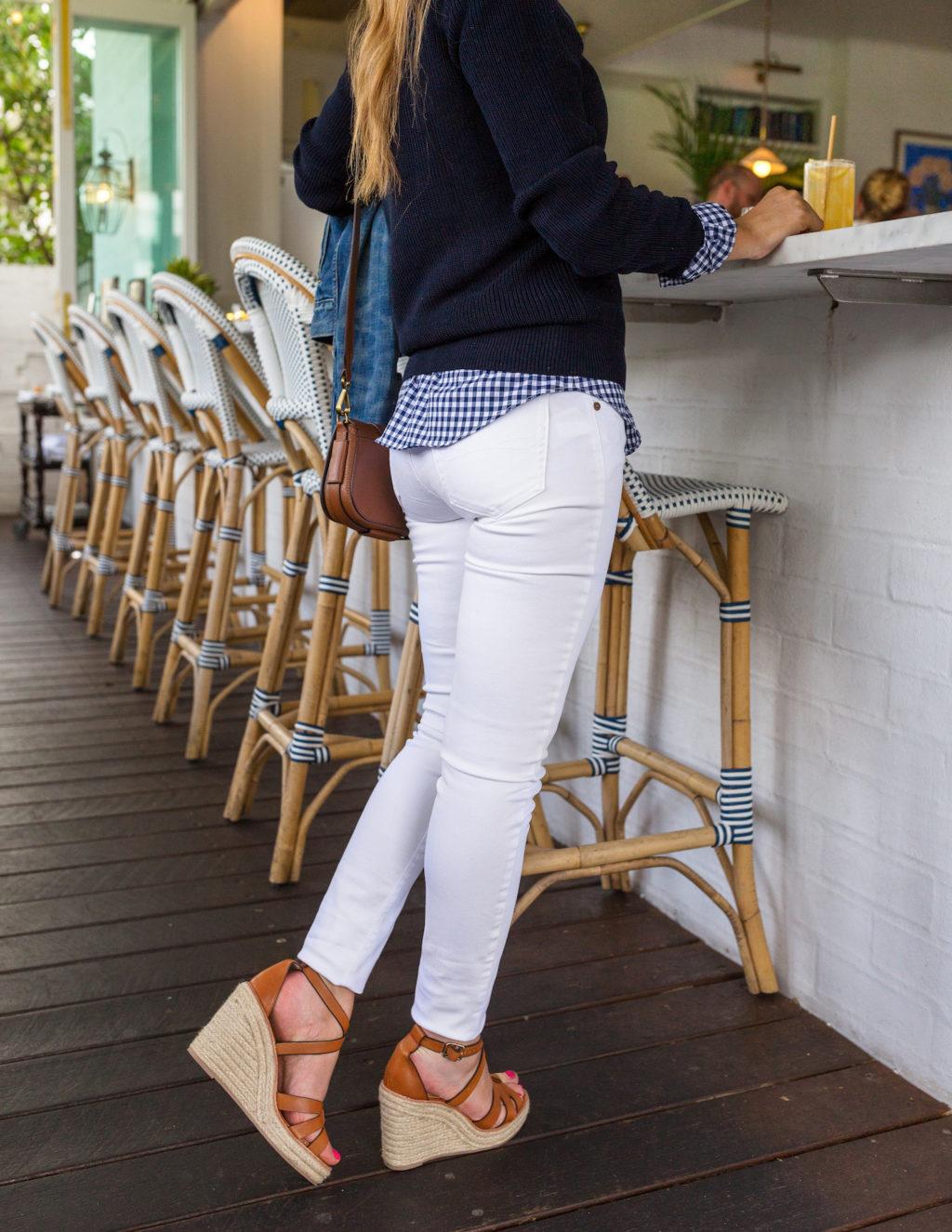 fed112b30b ralph lauren tompkins skinny jean in white - Design Darling