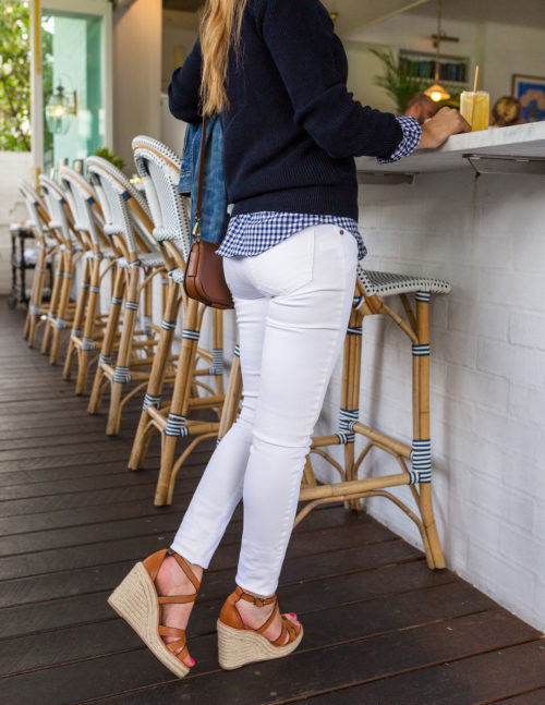 ralph lauren tompkins skinny jean in white
