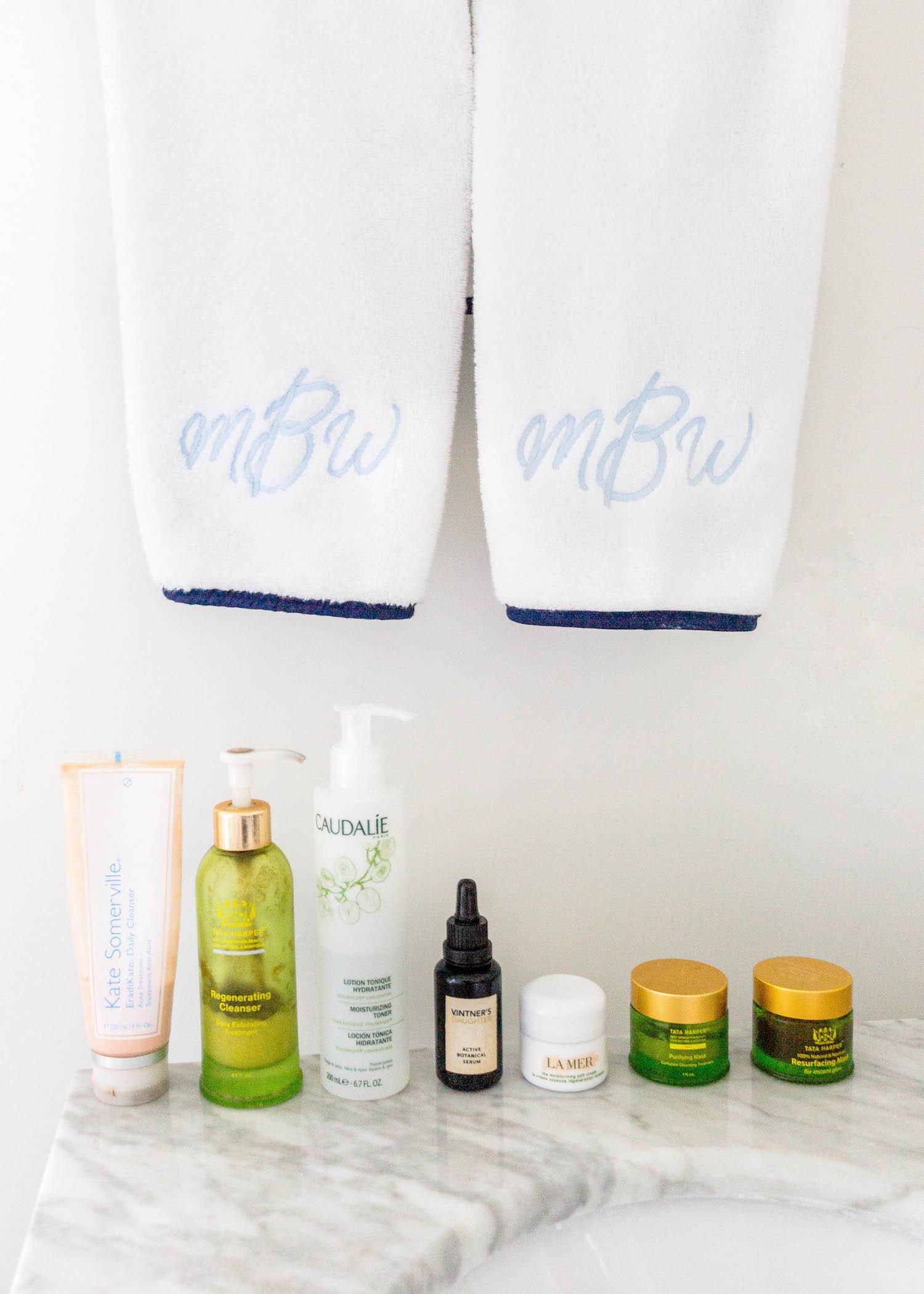 design darling pregnancy skincare routine