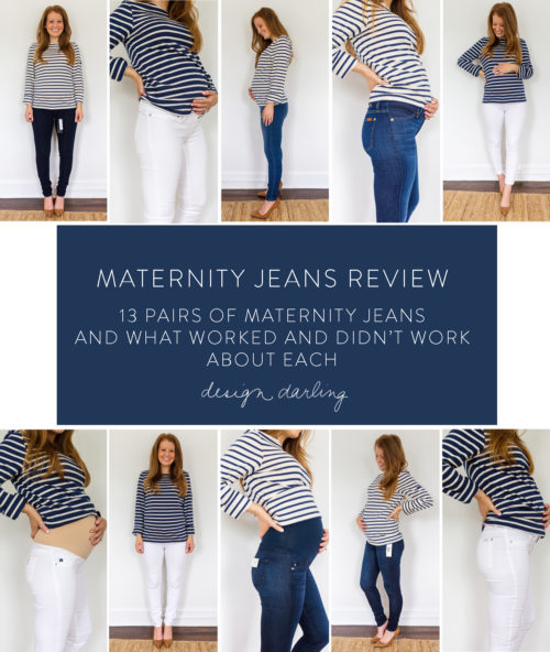 design darling maternity jeans review