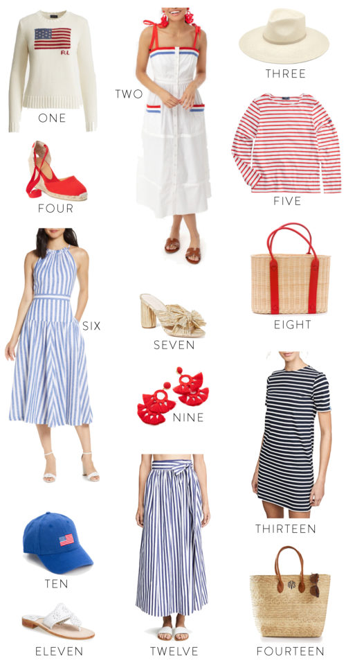 design darling what to wear for the fourth of july