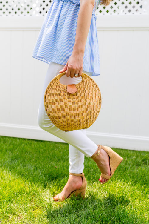 j.mclaughlin victoria wicker bag on design darling
