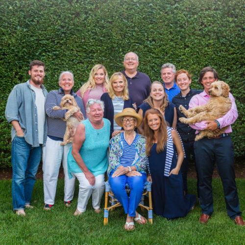 design darling nantucket family photo
