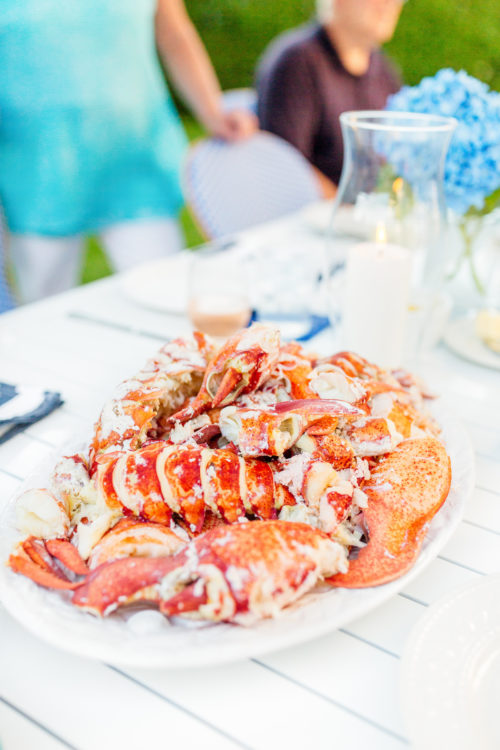 design darling nantucket lobster dinner