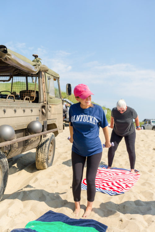nantucket barre bus class 2