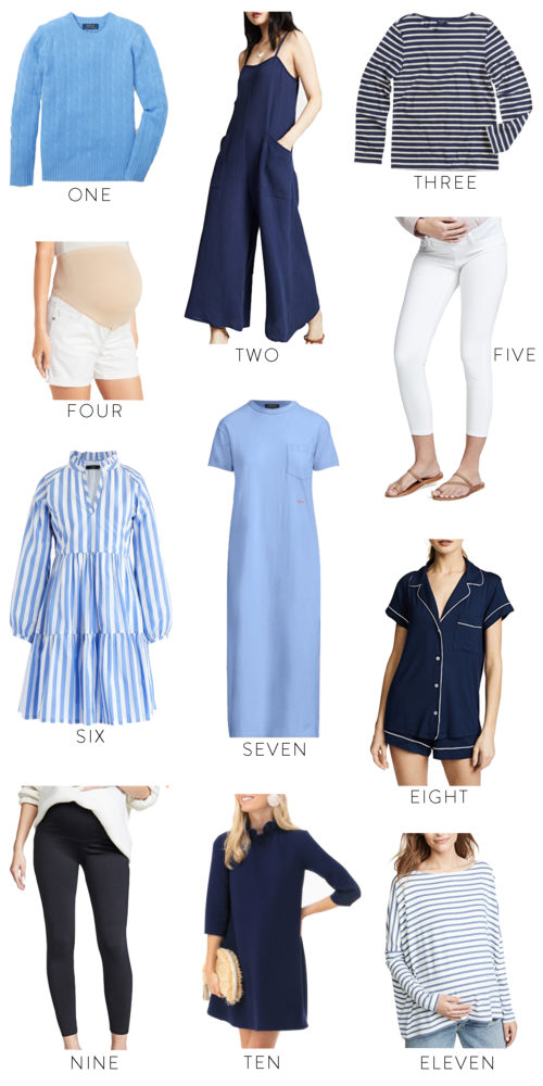 summer maternity wardrobe staples on design darling