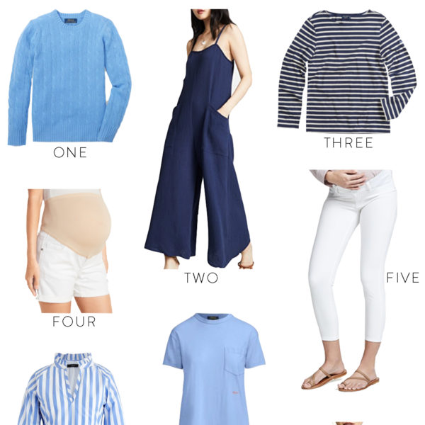 summer maternity wardrobe staples on design darling