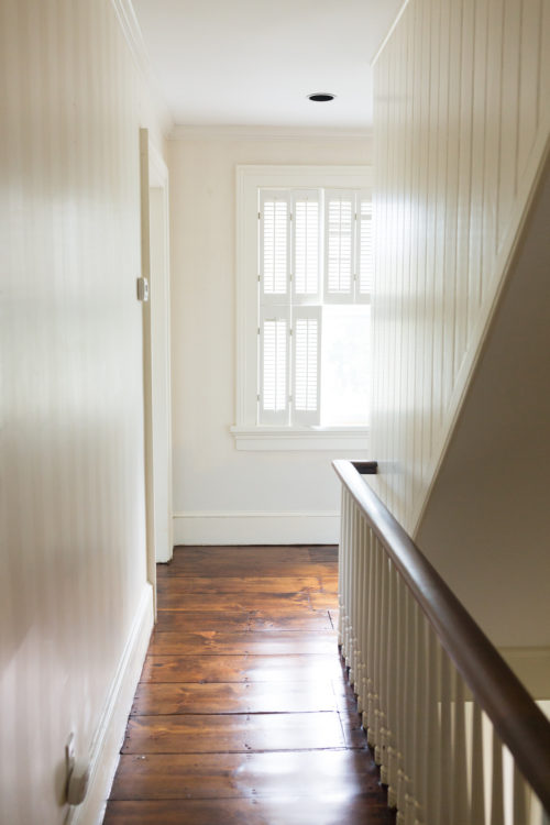 design darling darien house provincial stain on wide plank pine floors