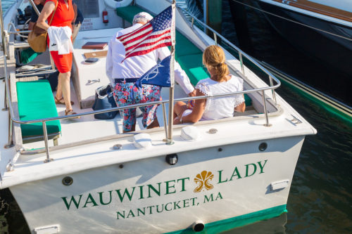 design darling the wauwinet lady boat service