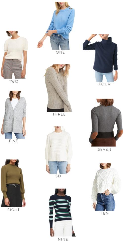 design darling fall sweaters