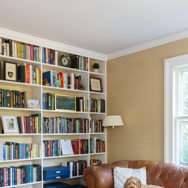 design darling library progress annie selke grasscloth wallpaper