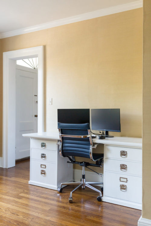 design darling home office progress
